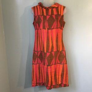 1960's true vintage Adrian Tabin Madmen dress